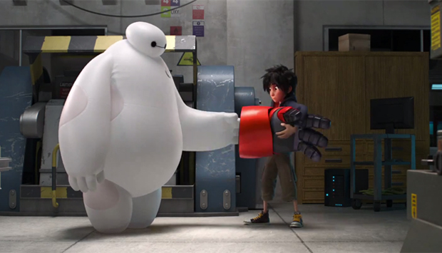 Big Hero 6 Baymax Soft