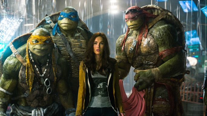 Turtles Megan Fox