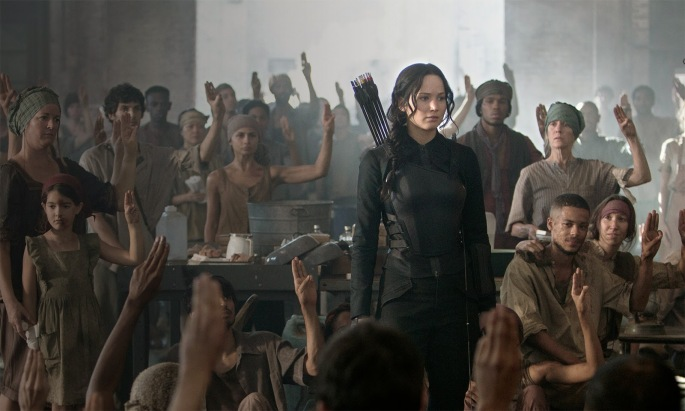 Mockingjay Katniss Leader