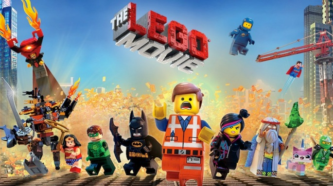 LEGO MOVIE 5
