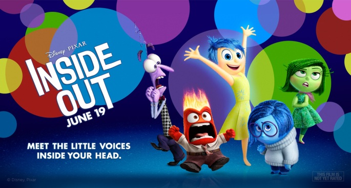 You can click here to read my first post for 'Word of the Nerd.' My review of INSIDE OUT (which is phenomenal btw).