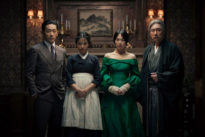 Director: Park Chan-wook | Screenplay: Park Chan-wook, Syd Lim
